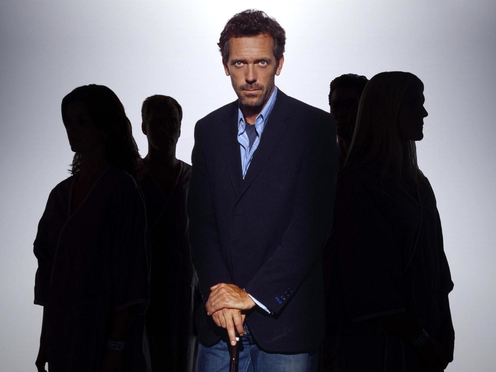 4875 скачать обои Кино, Люди, Актеры, Мужчины, Доктор Хаус (House M.d.), Хью Лори (Hugh Laurie) - заставки и картинки бесплатно