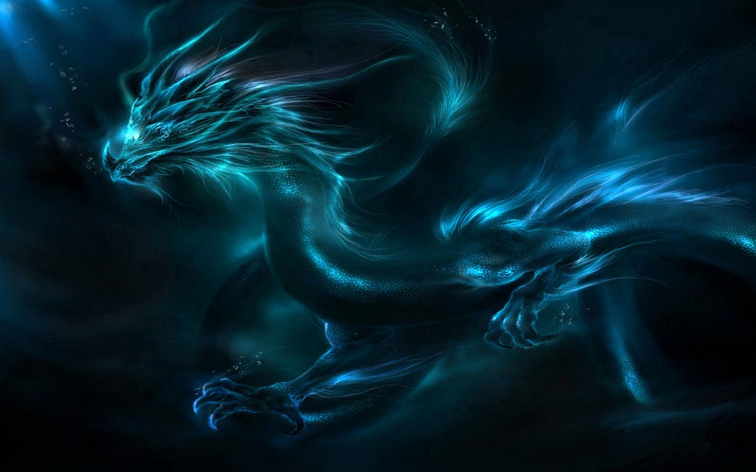 81486 download wallpaper Abstract, Dragon, Pattern, Neon, Shadow screensavers and pictures for free