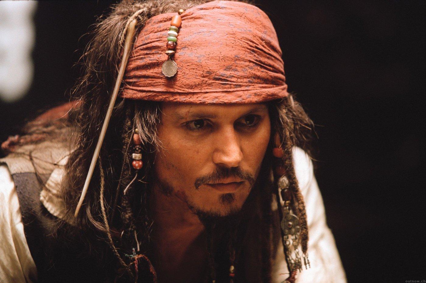 10242 скачать обои Кино, Люди, Актеры, Мужчины, Пираты Карибского Моря (Pirates Of The Caribbean), Джонни Депп (Johnny Depp) - заставки и картинки бесплатно