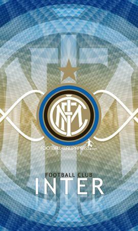 10827 descargar fondo de pantalla Deportes, Logos, Fútbol, Inter: protectores de pantalla e imágenes gratis