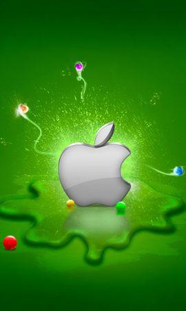 13108 télécharger le fond d'écran Marques, Logos, Pomme - économiseurs d'écran et images gratuitement