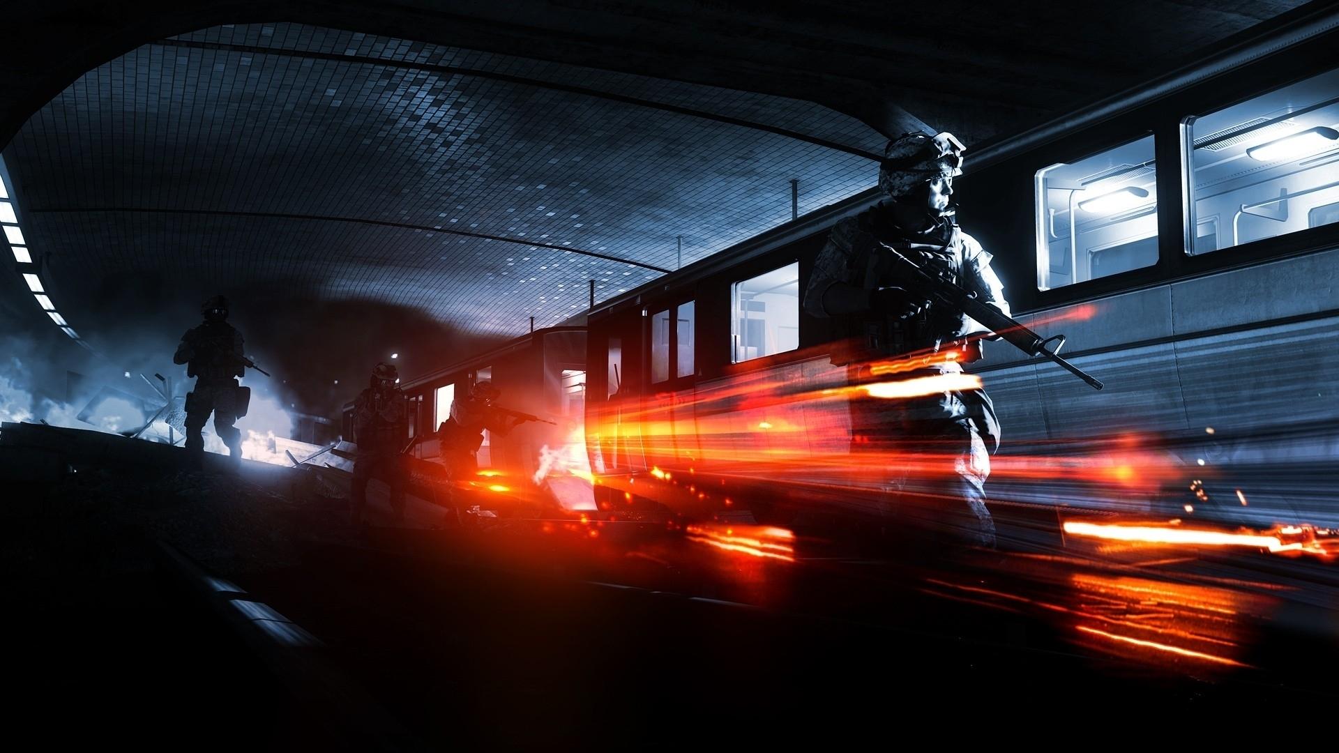 34355 Hintergrundbild herunterladen Spiele, Schlachtfeld - Bildschirmschoner und Bilder kostenlos