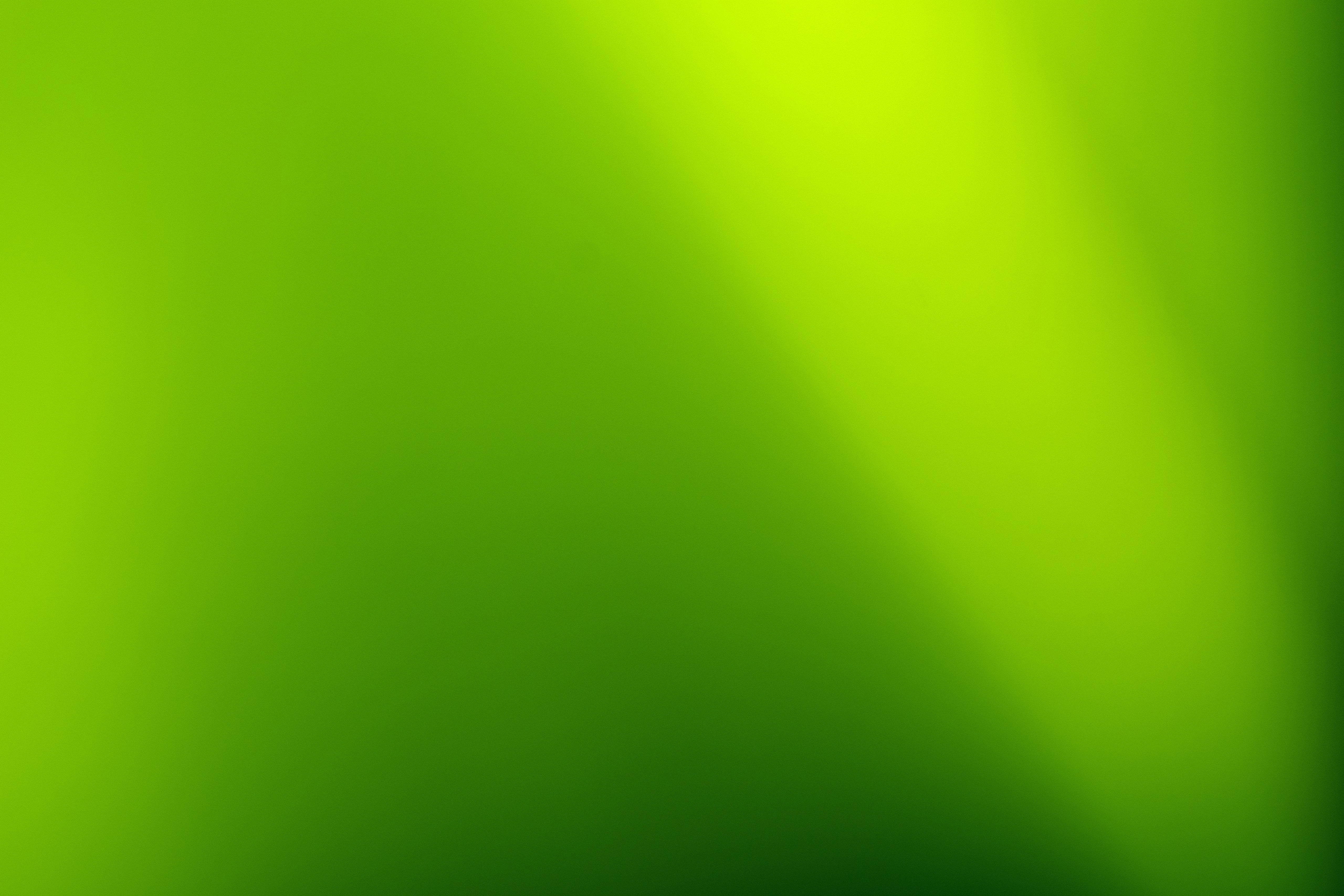 102351 скачать обои Абстракция, Градиент, Размытость, Цвет, Фон, Зеленый - заставки и картинки бесплатно