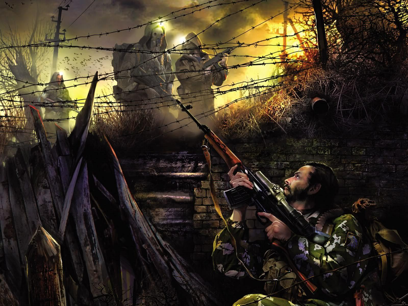 9819 download wallpaper Games, S.t.a.l.k.e.r. screensavers and pictures for free