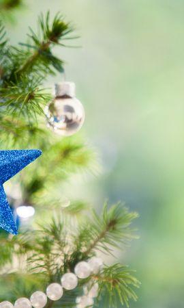 30115 descargar fondo de pantalla Vacaciones, Año Nuevo, Navidad: protectores de pantalla e imágenes gratis