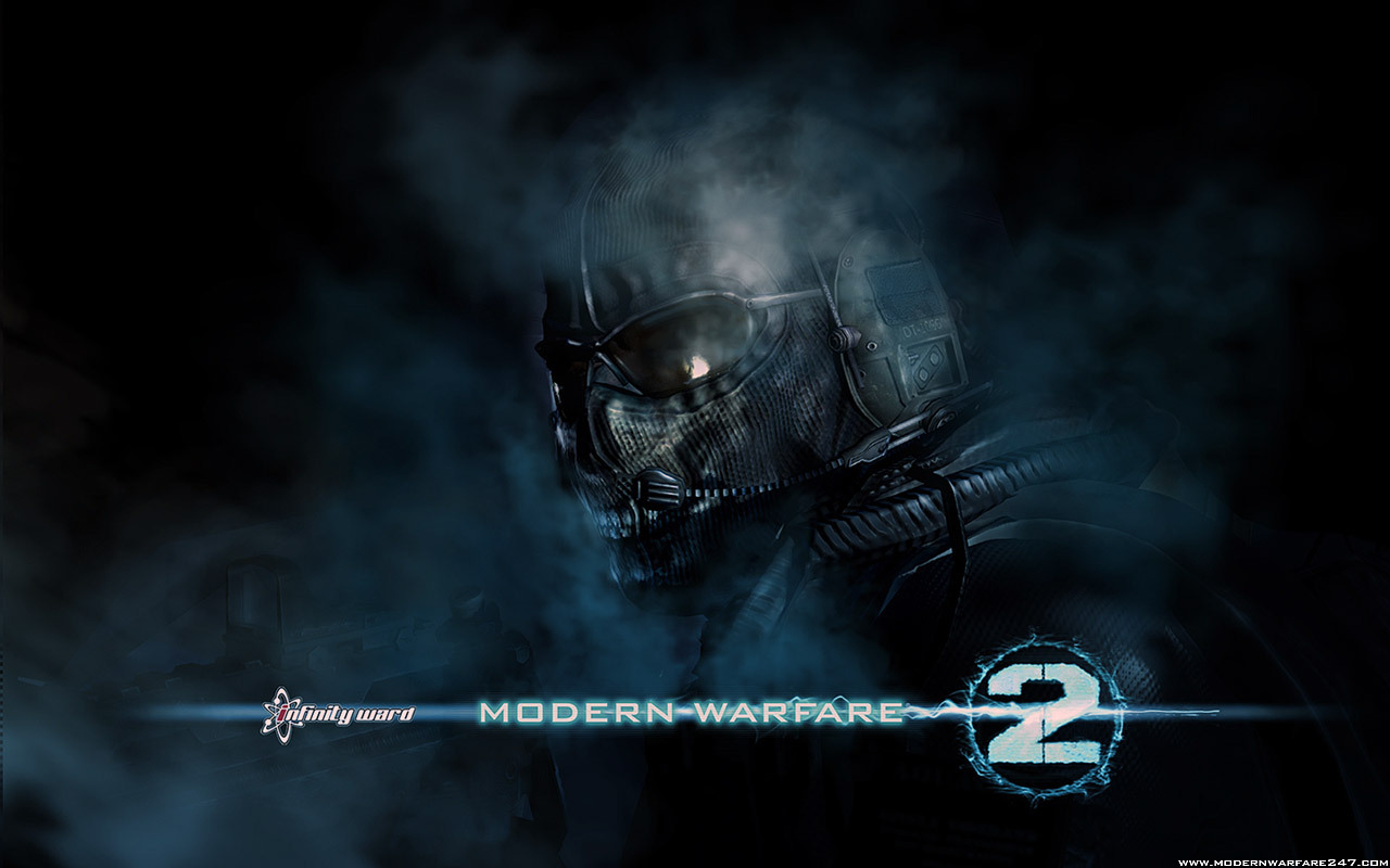 11438 download wallpaper Games, Modern Warfare 2 screensavers and pictures for free