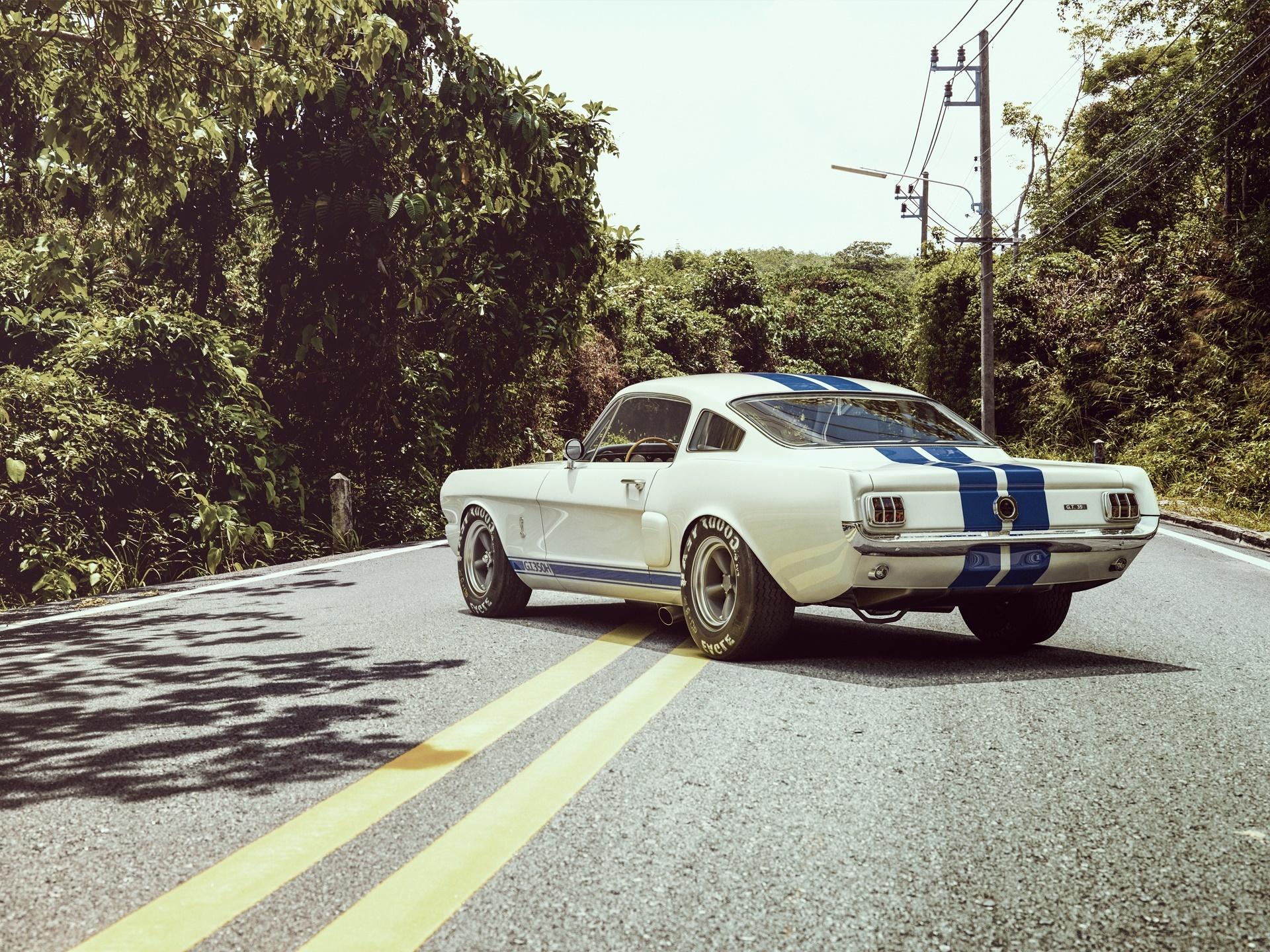 58298 скачать обои Форд (Ford), Тачки (Cars), Shelby, Gt350R, Muscle - заставки и картинки бесплатно