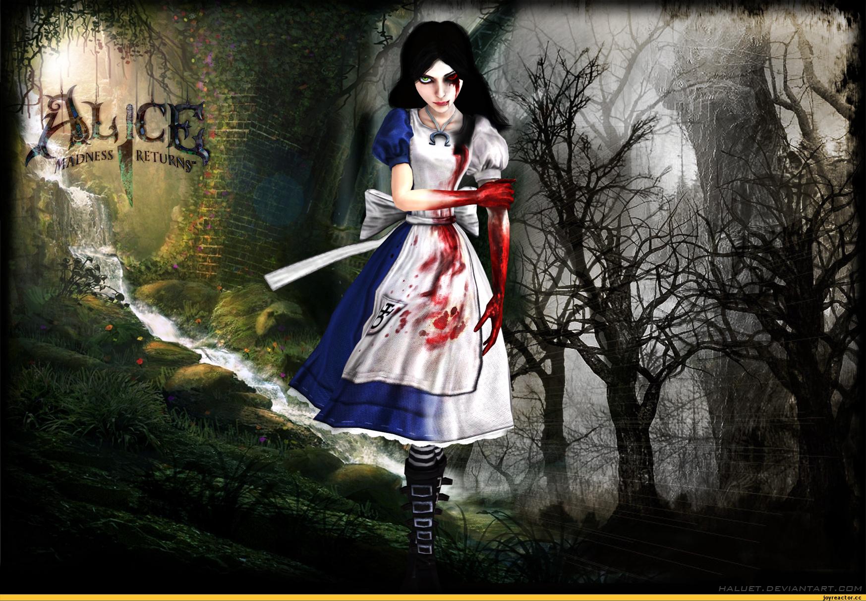 18576 télécharger le fond d'écran Jeux, Alice: Madness Returns - économiseurs d'écran et images gratuitement