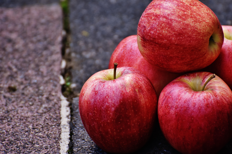 58655 скачать обои Яблоки, Фрукты, Спелый, Еда - заставки и картинки бесплатно