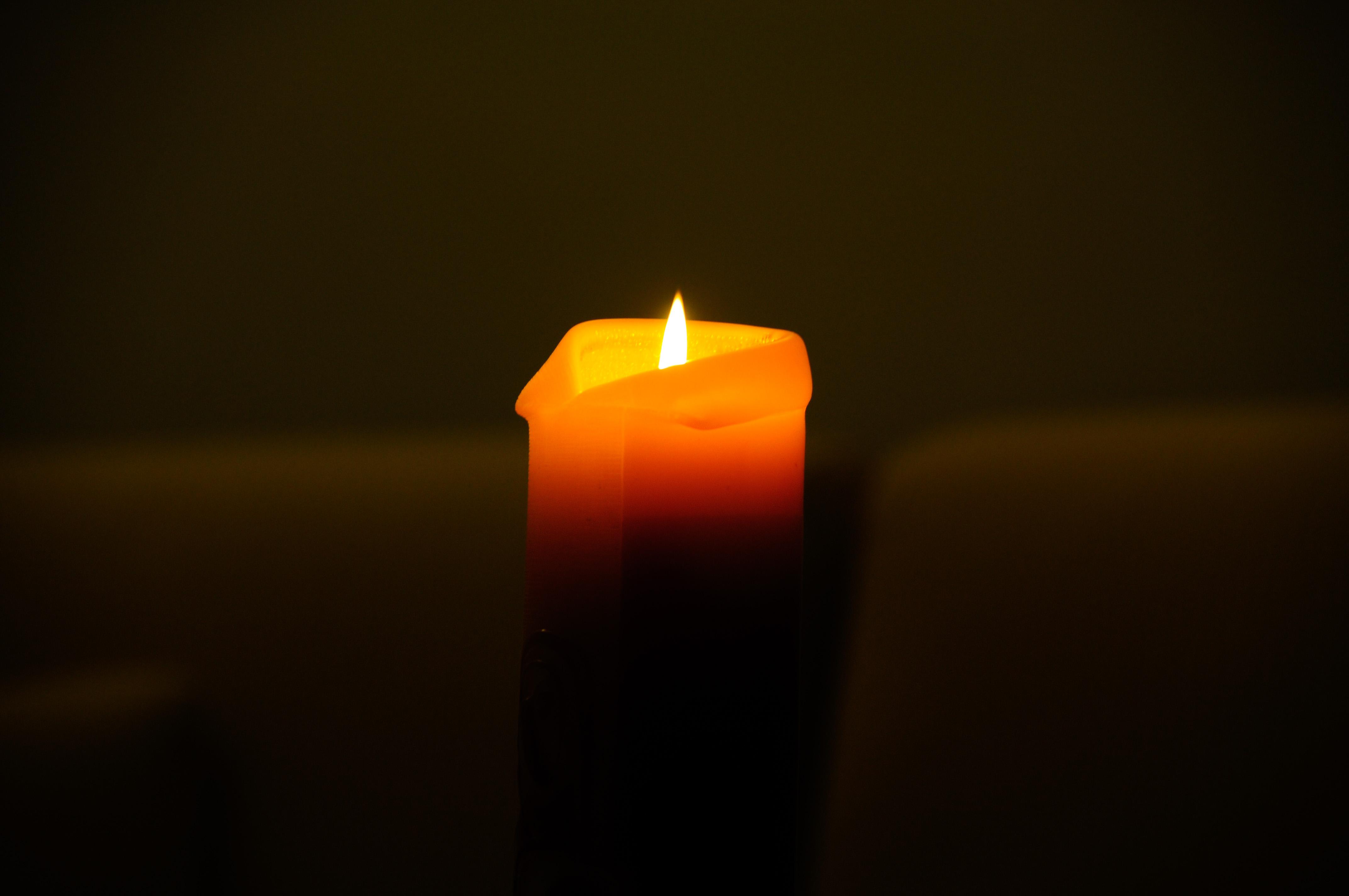 86834 免費下載壁紙 黑暗的, 黑暗, 蜡烛, 火, 闪耀, 光 屏保和圖片