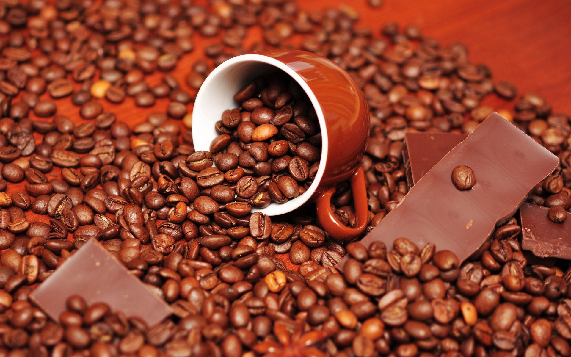 134270 Hintergrundbild 128x160 kostenlos auf deinem Handy, lade Bilder Lebensmittel, Schokolade, Coffee, Eine Tasse, Tasse, Kaffeebohnen 128x160 auf dein Handy herunter