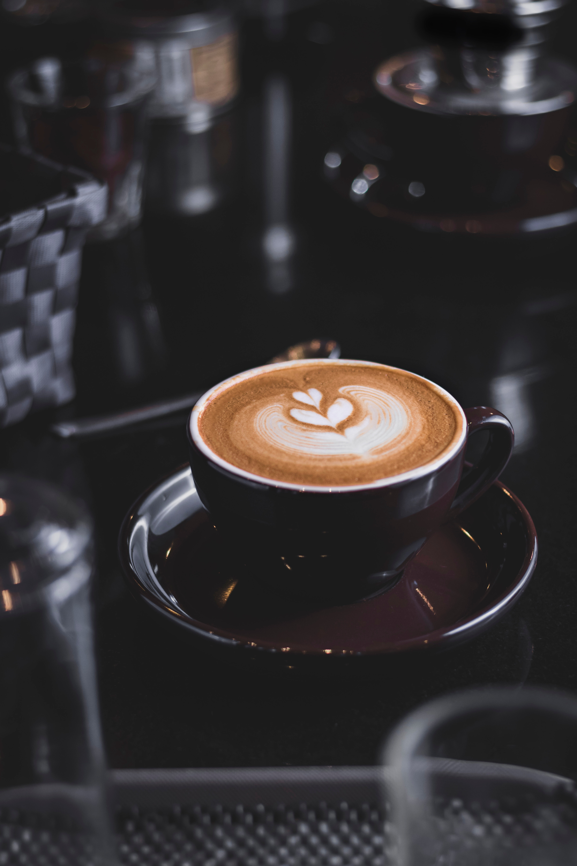 78617 Hintergrundbild herunterladen Lebensmittel, Getränke, Coffee, Eine Tasse, Tasse, Schaum, Cappuccino, Trinken - Bildschirmschoner und Bilder kostenlos
