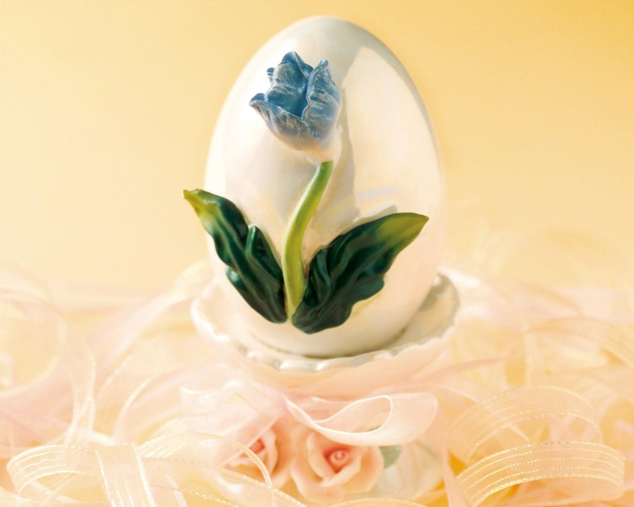 3362 скачать обои Праздники, Цветы, Яйца, Пасха - заставки и картинки бесплатно