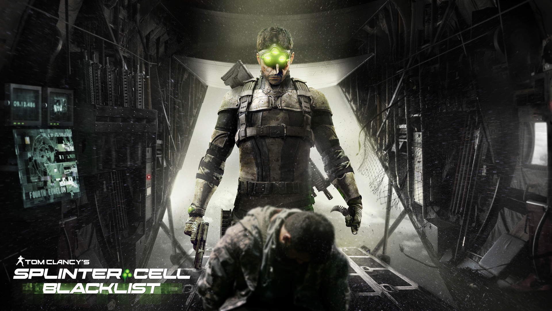 Download mobile wallpaper Splinter Cell, Games for free.