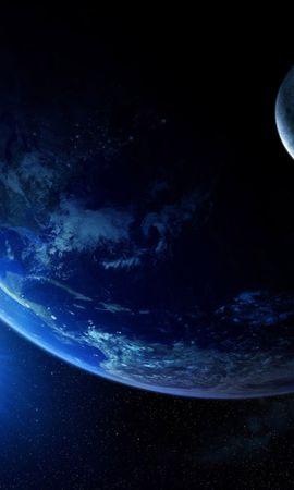 5251 скачать обои Пейзаж, Планеты, Космос - заставки и картинки бесплатно