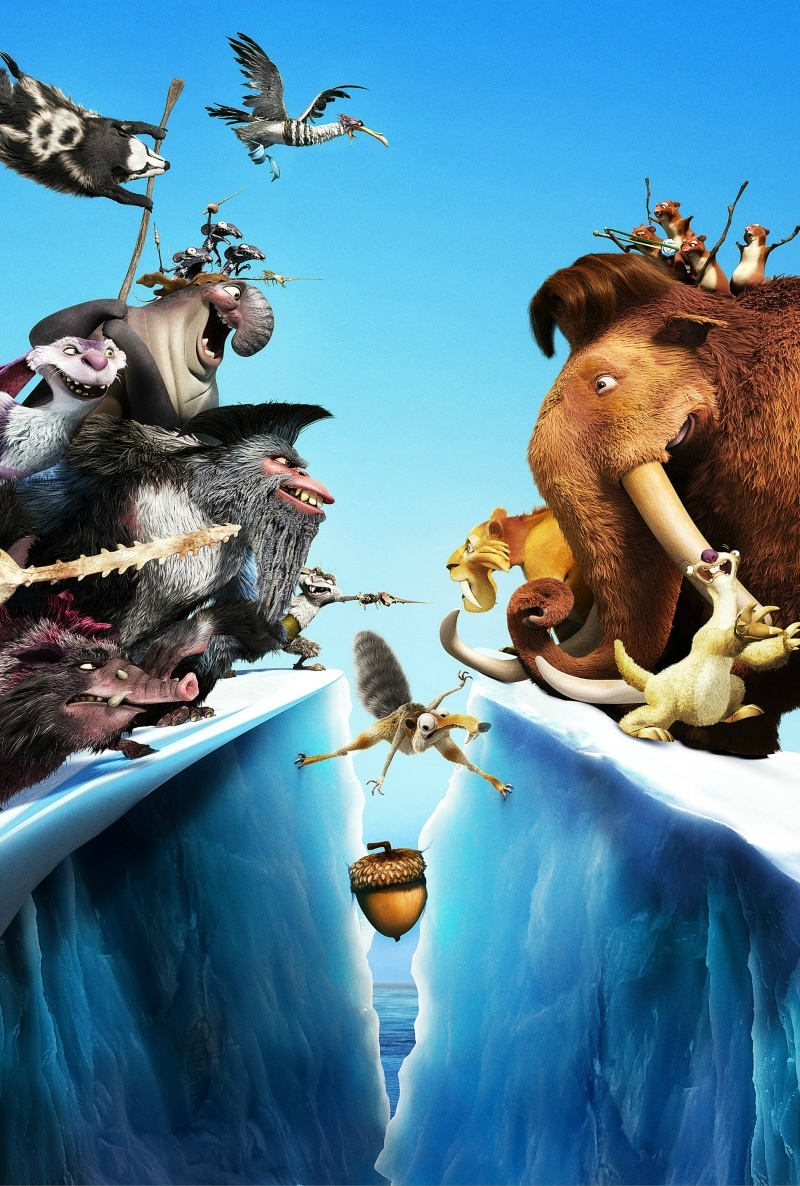 20639 download wallpaper Cartoon, Ice Age screensavers and pictures for free