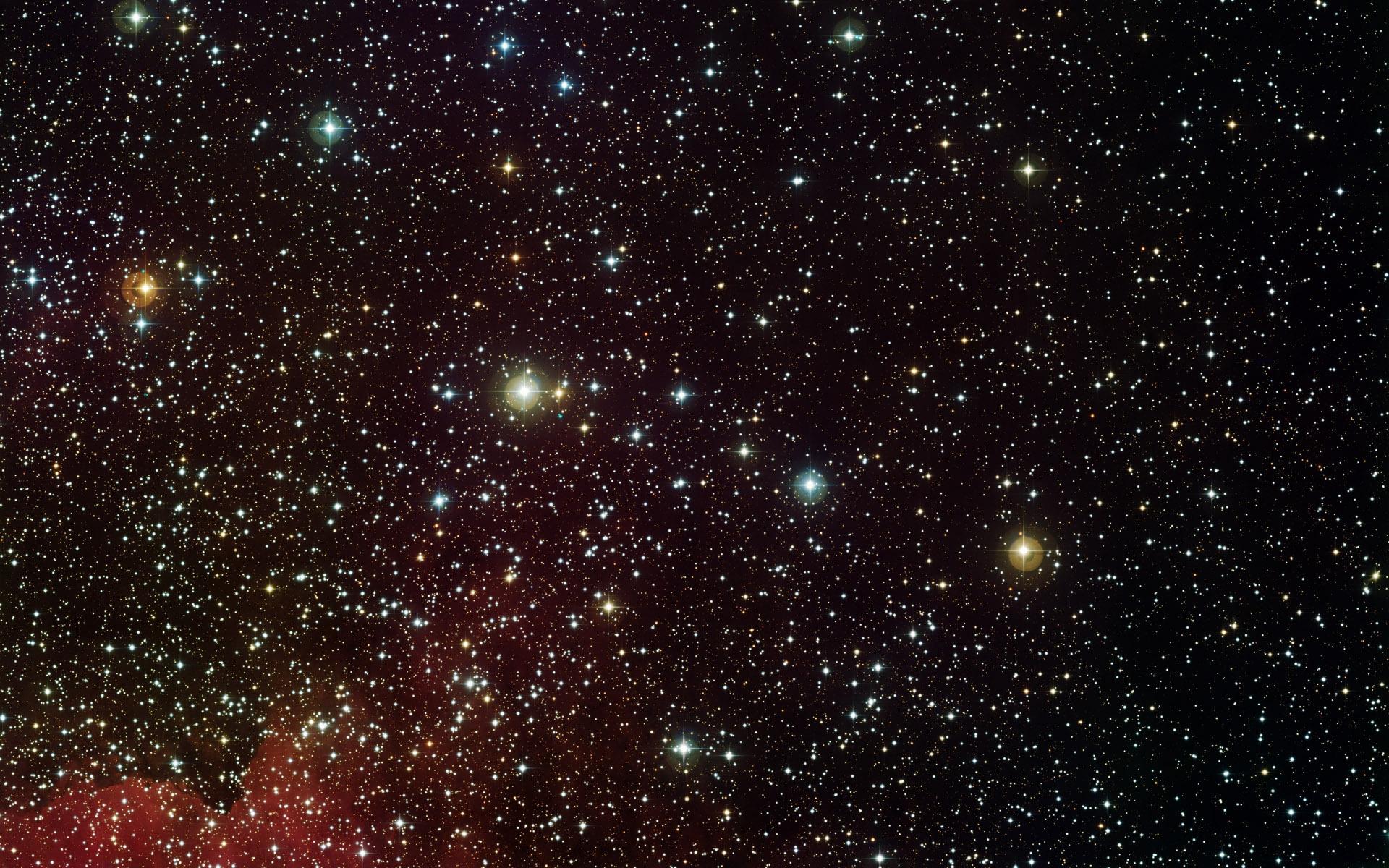 Скачать картинку Пейзаж, Космос, Звезды в телефон бесплатно.