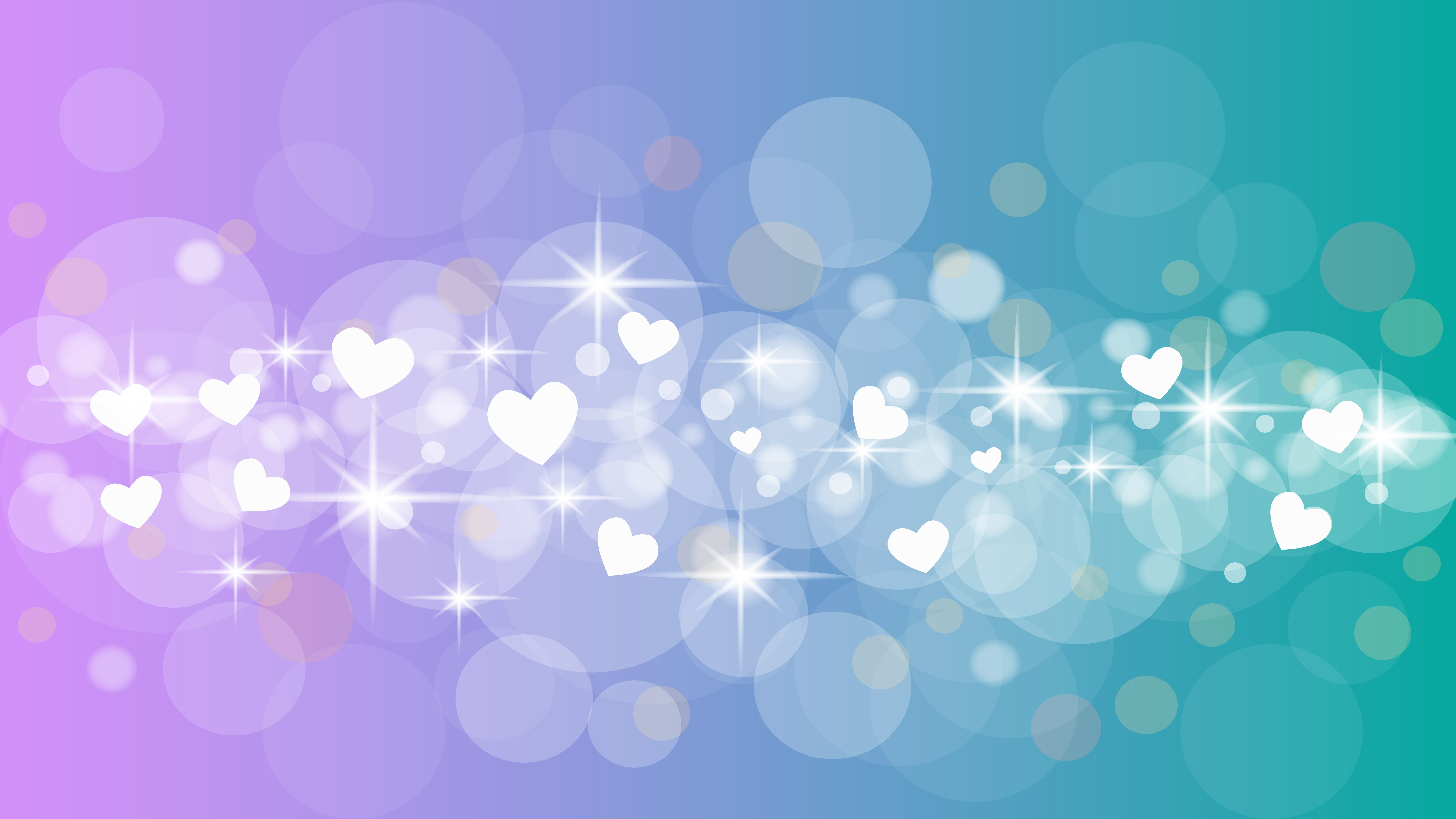 130868 download wallpaper Abstract, Hearts, Circles, Shine, Brilliance, Gradient screensavers and pictures for free