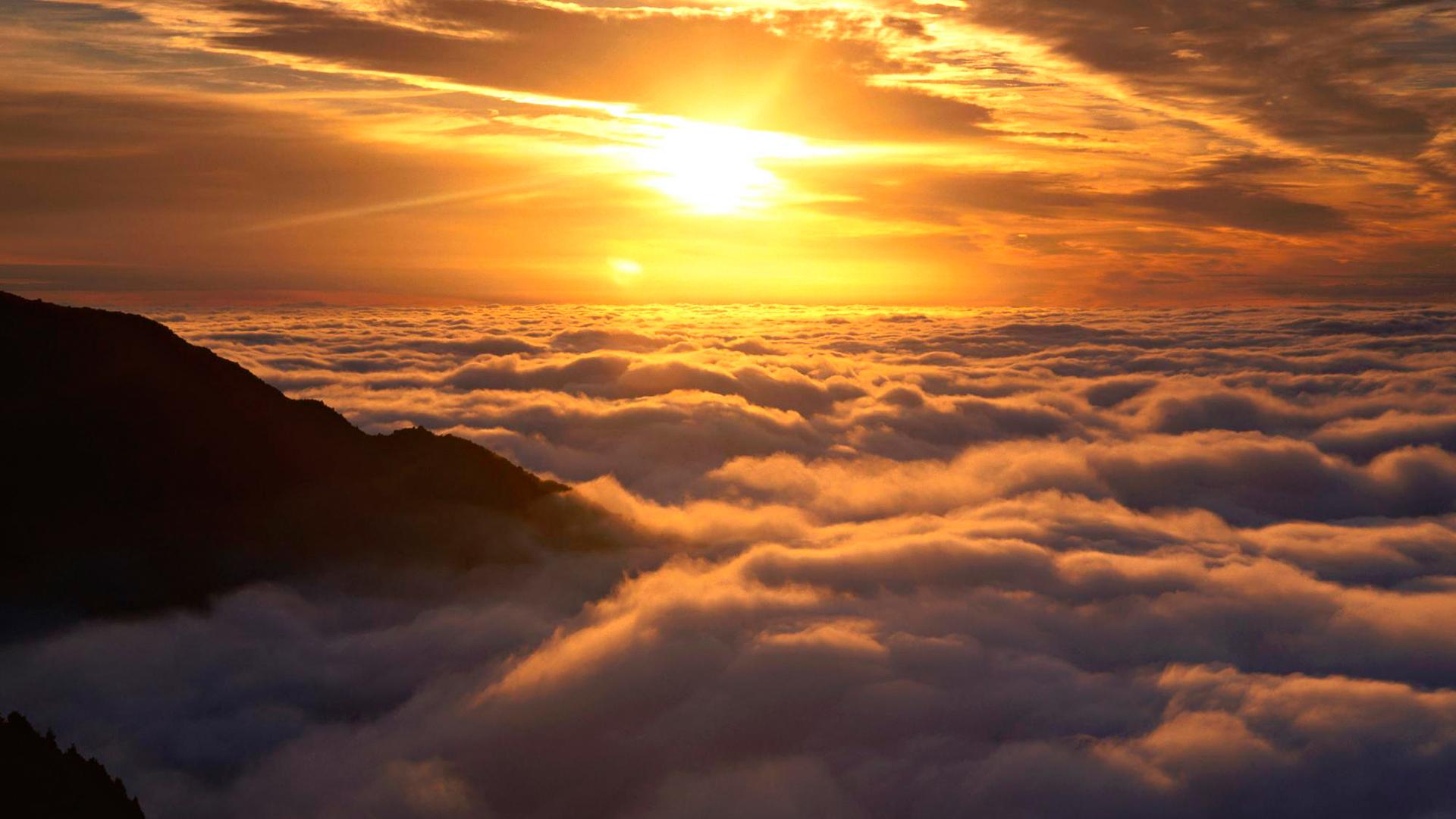 11364 скачать обои Пейзаж, Небо, Солнце, Облака - заставки и картинки бесплатно