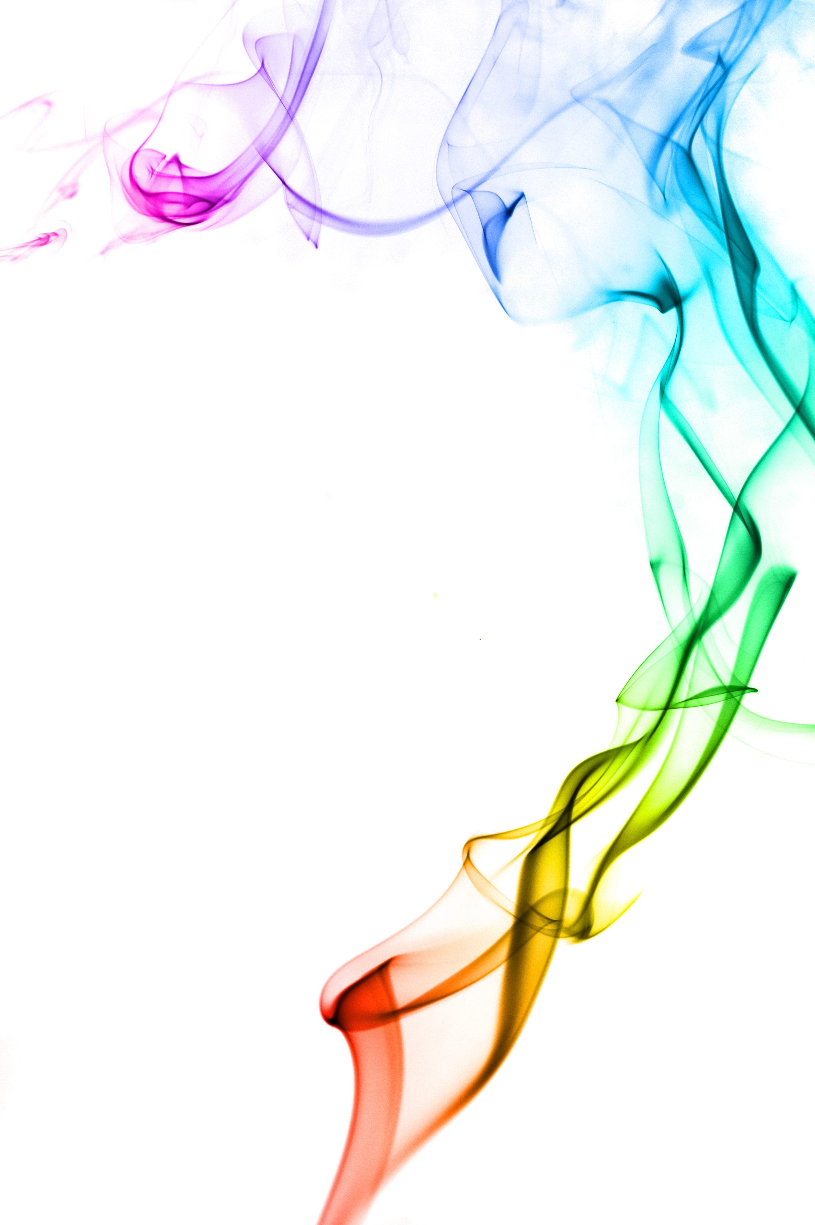 80977 download wallpaper Abstract, Multicolored, Motley, Minimalism, Smoke screensavers and pictures for free