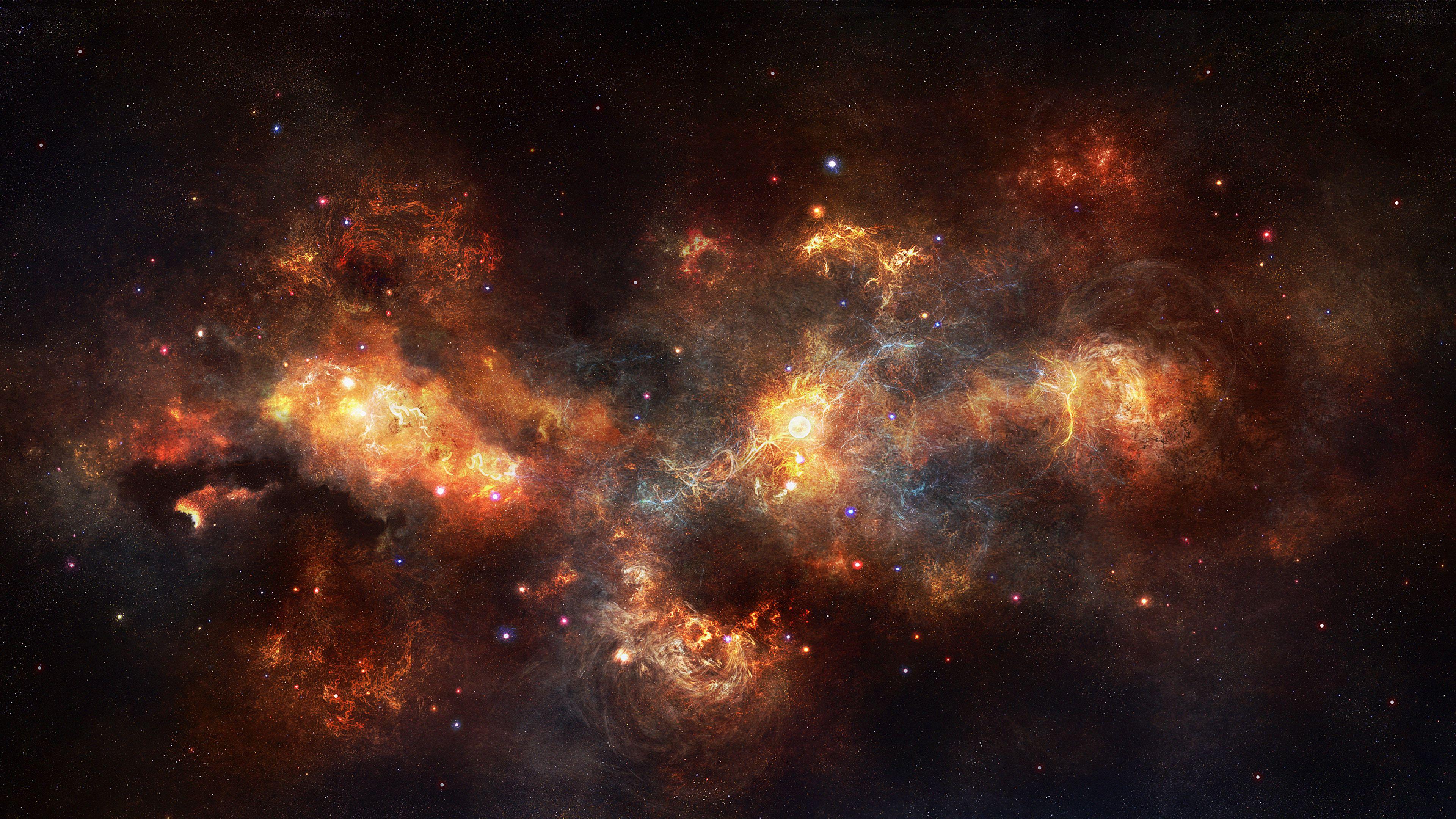 155520 免費下載壁紙 抽象, 云, 云端, 火热, 火焰, 活力, 能源, 辉光, 发光, 强光, 高光 屏保和圖片