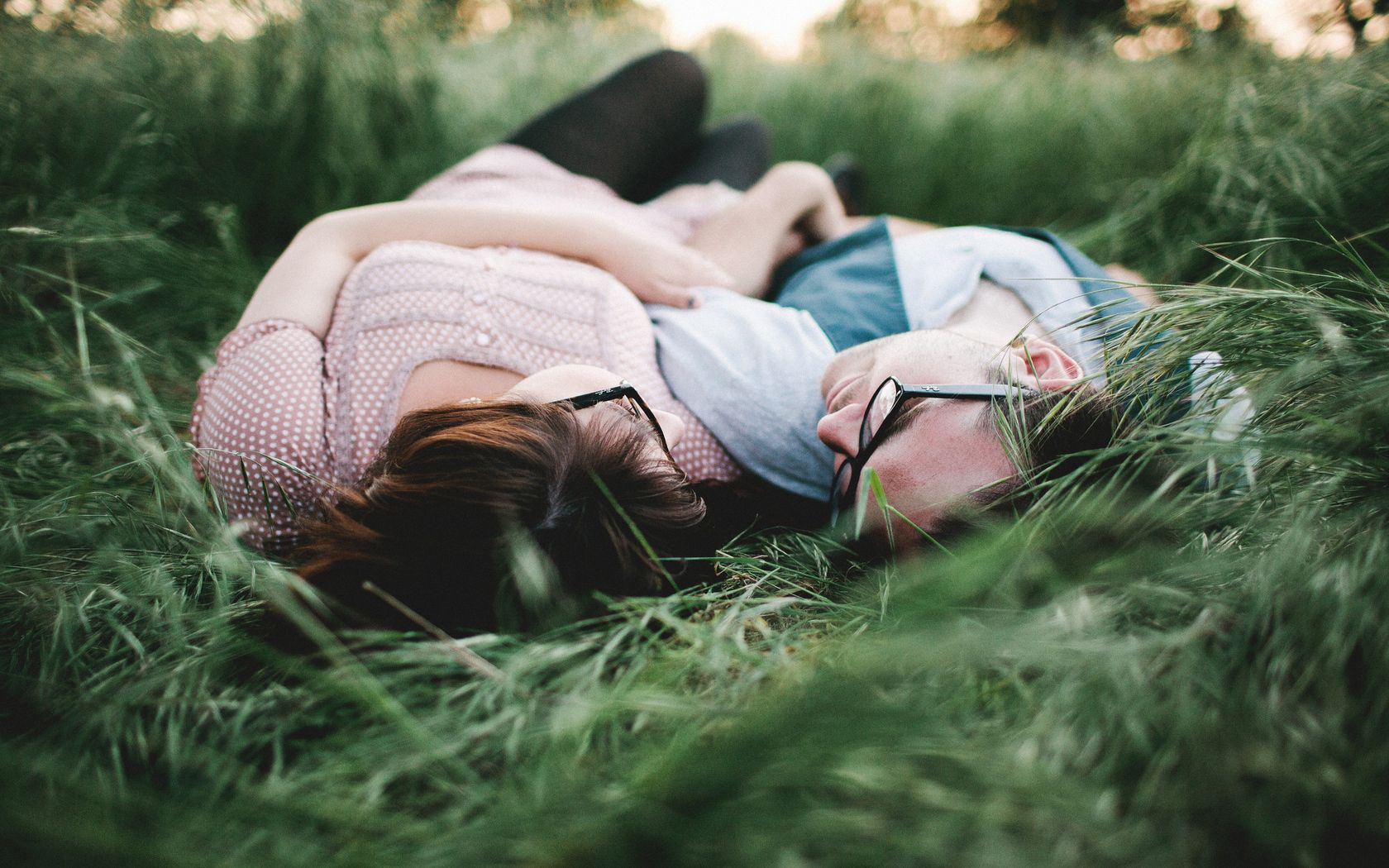 105555 Screensavers and Wallpapers Guy for phone. Download Grass, Love, Couple, Pair, Girl, Guy pictures for free