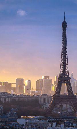 83732 baixar papel de parede Paris, Torre, Cidade, Cidades - protetores de tela e imagens gratuitamente