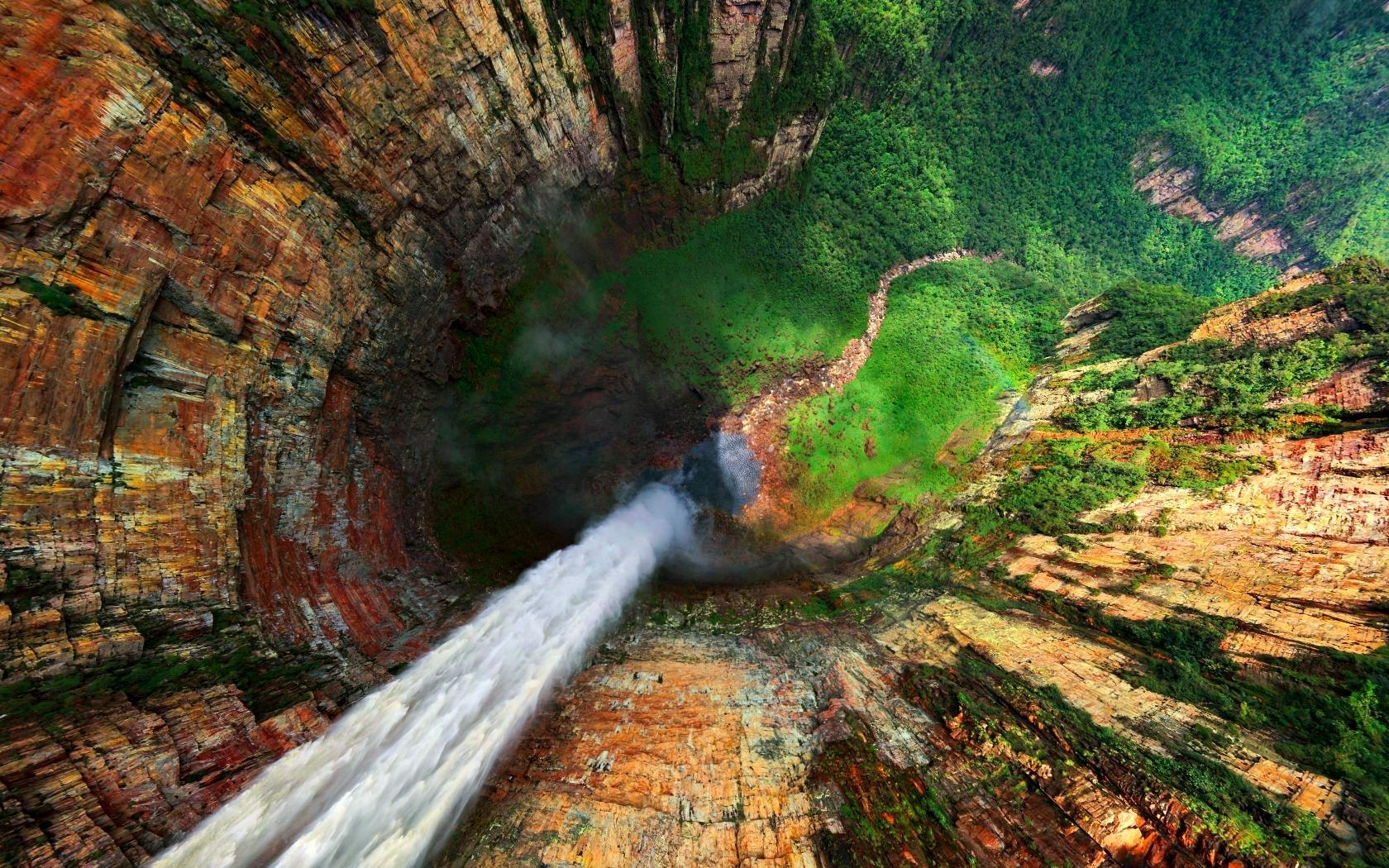 40937 скачать обои Пейзаж, Водопады - заставки и картинки бесплатно