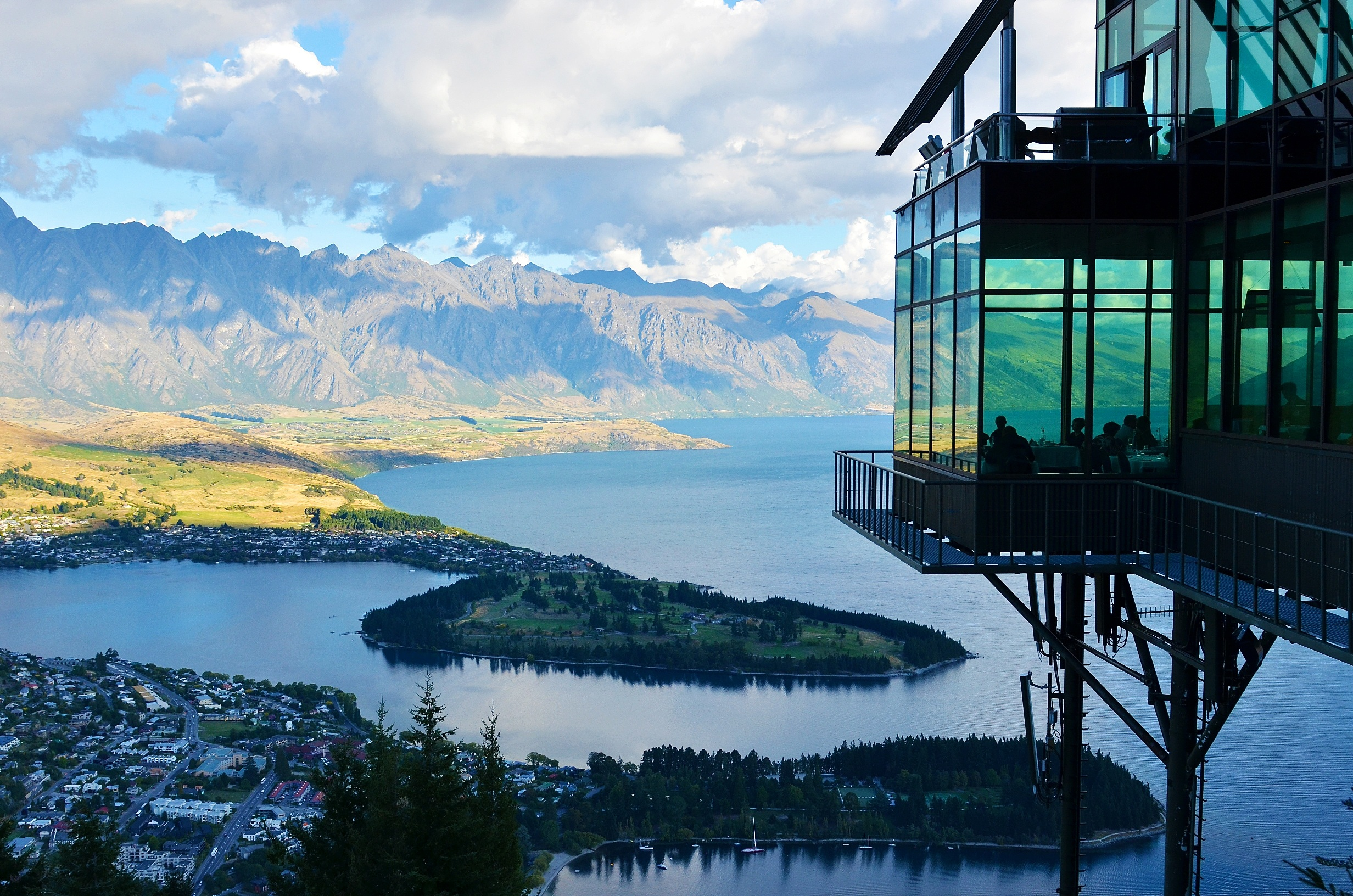 64579 Screensavers and Wallpapers New Zealand for phone. Download Nature, Mountain, Lake, New Zealand, Dahl, Distance pictures for free
