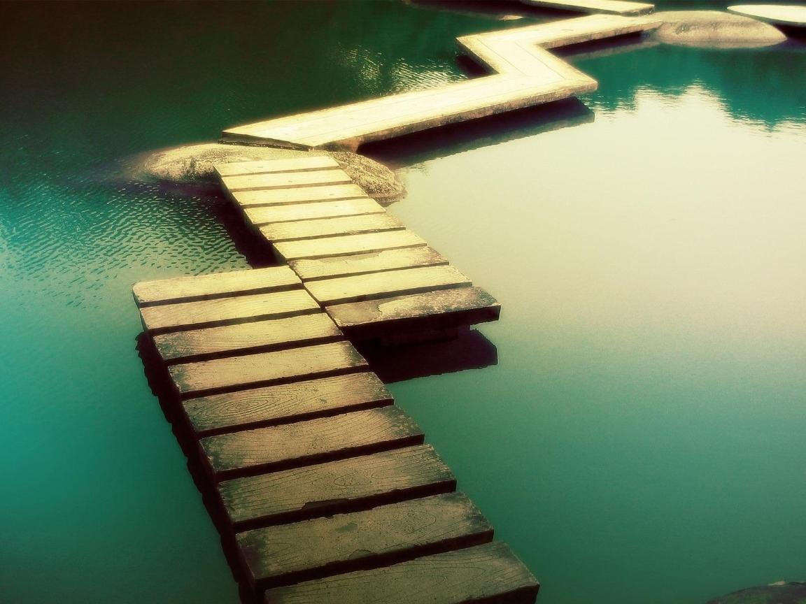 12984 скачать обои Пейзаж, Вода, Мосты - заставки и картинки бесплатно
