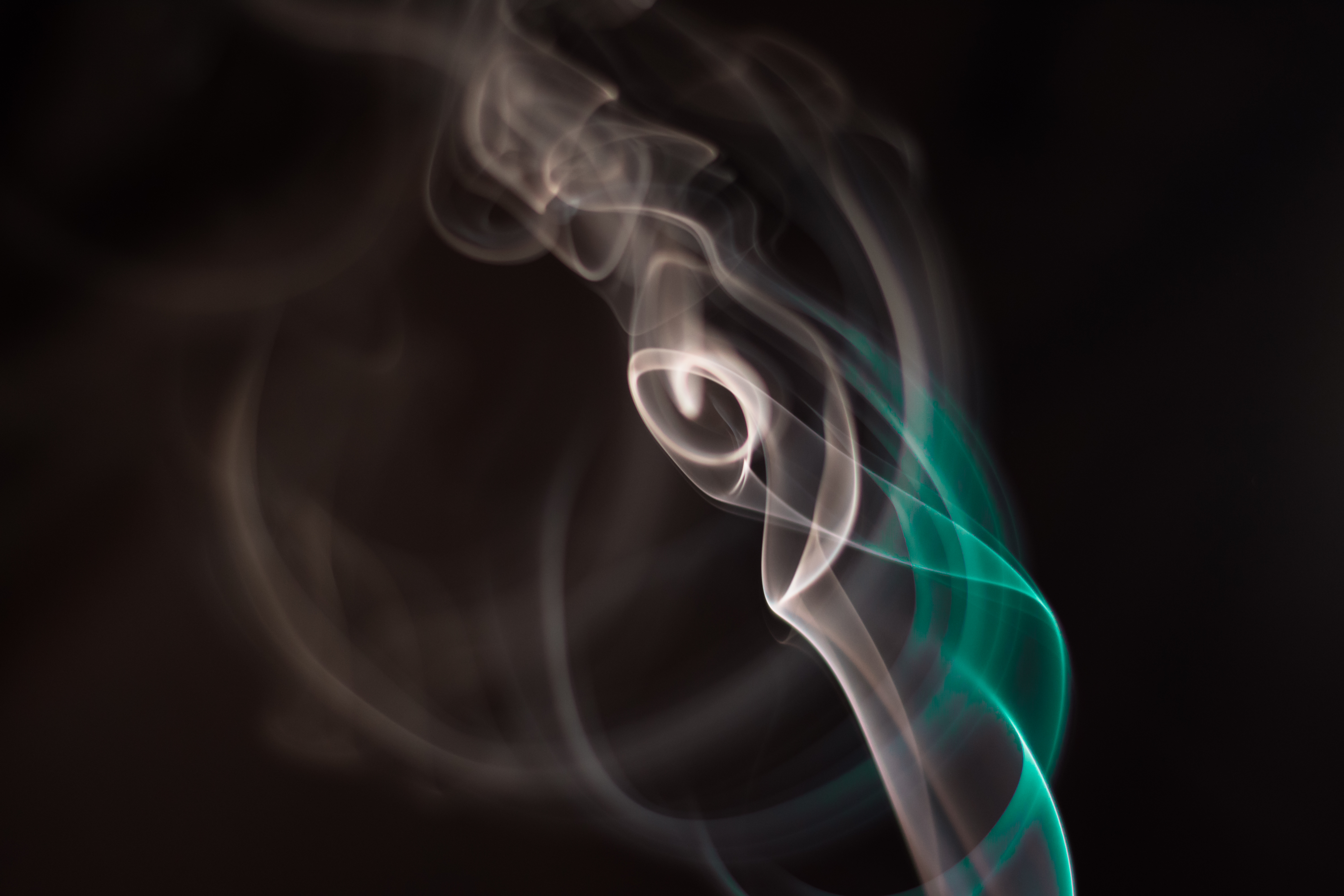 73475 download wallpaper Abstract, Colored Smoke, Coloured Smoke, Spiral, Swirling, Involute, Smoke screensavers and pictures for free