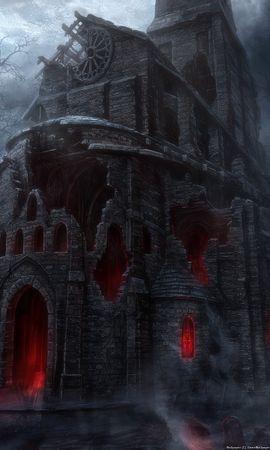 1530 скачать обои Игры, Дома, Архитектура, Diablo - заставки и картинки бесплатно