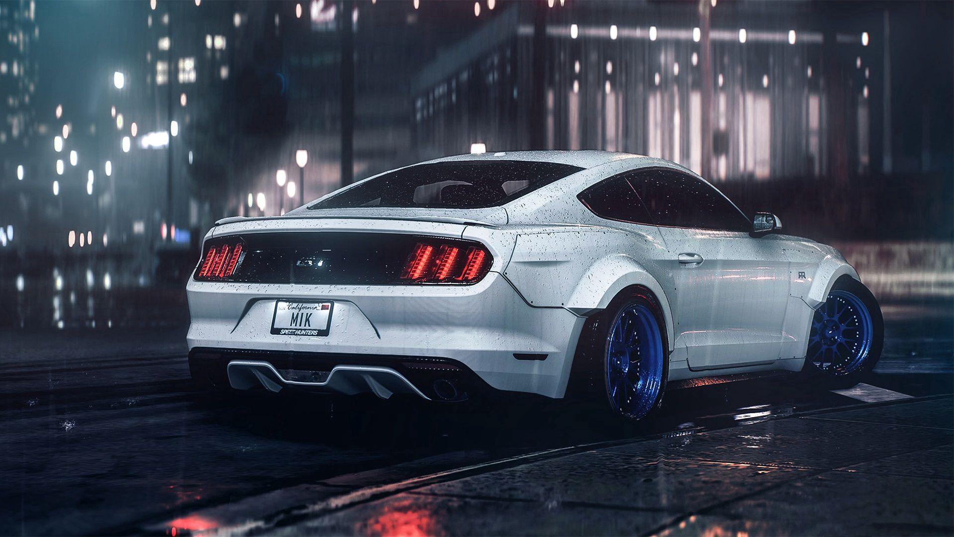 103686 Hintergrundbild herunterladen Ford, Mustang, Cars, Gt, 2016, Rtr - Bildschirmschoner und Bilder kostenlos