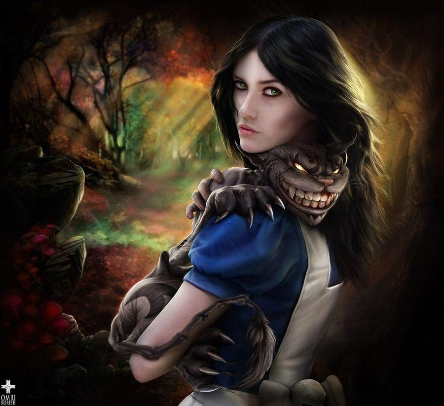 18573 скачать обои Игры, Алиса: Безумие Возвращается (Alice: Madness Returns) - заставки и картинки бесплатно