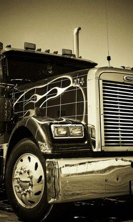27581 descargar fondo de pantalla Transporte, Automóvil, Camiones: protectores de pantalla e imágenes gratis