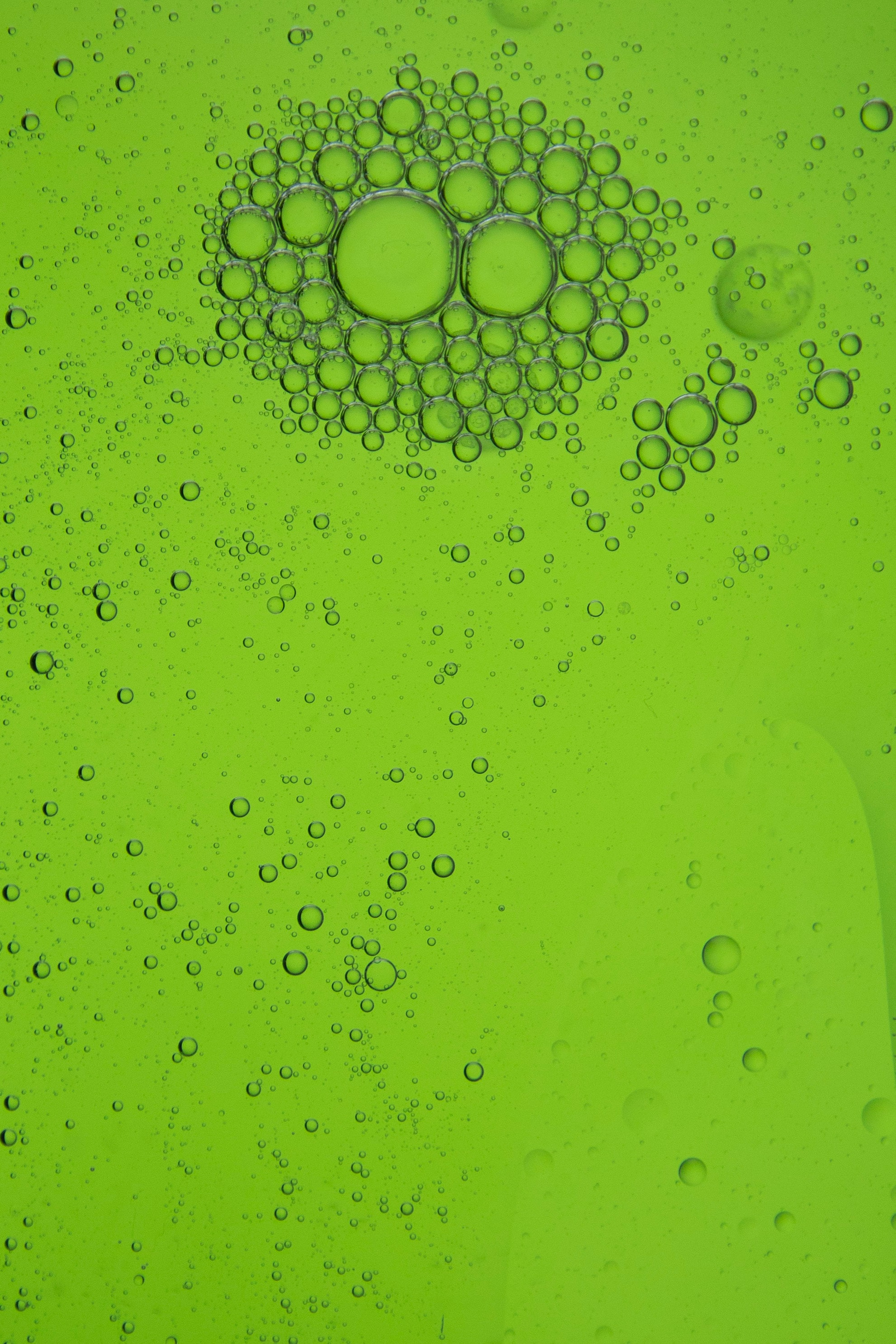 110450 download wallpaper Abstract, Water, Round, Bubbles screensavers and pictures for free