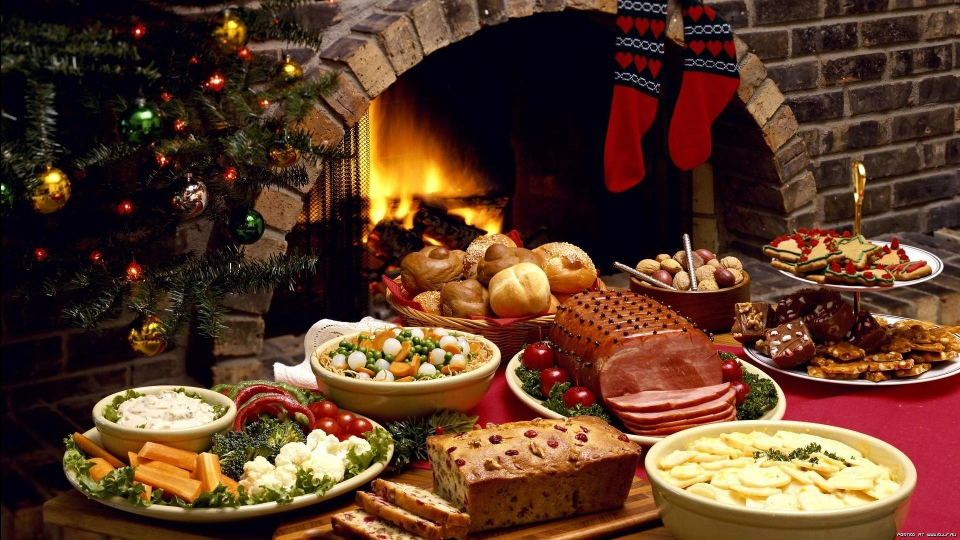 19100 download wallpaper Holidays, Food, New Year, Christmas, Xmas screensavers and pictures for free