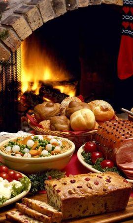 19100 скачать обои Праздники, Еда, Новый Год (New Year), Рождество (Christmas, Xmas) - заставки и картинки бесплатно