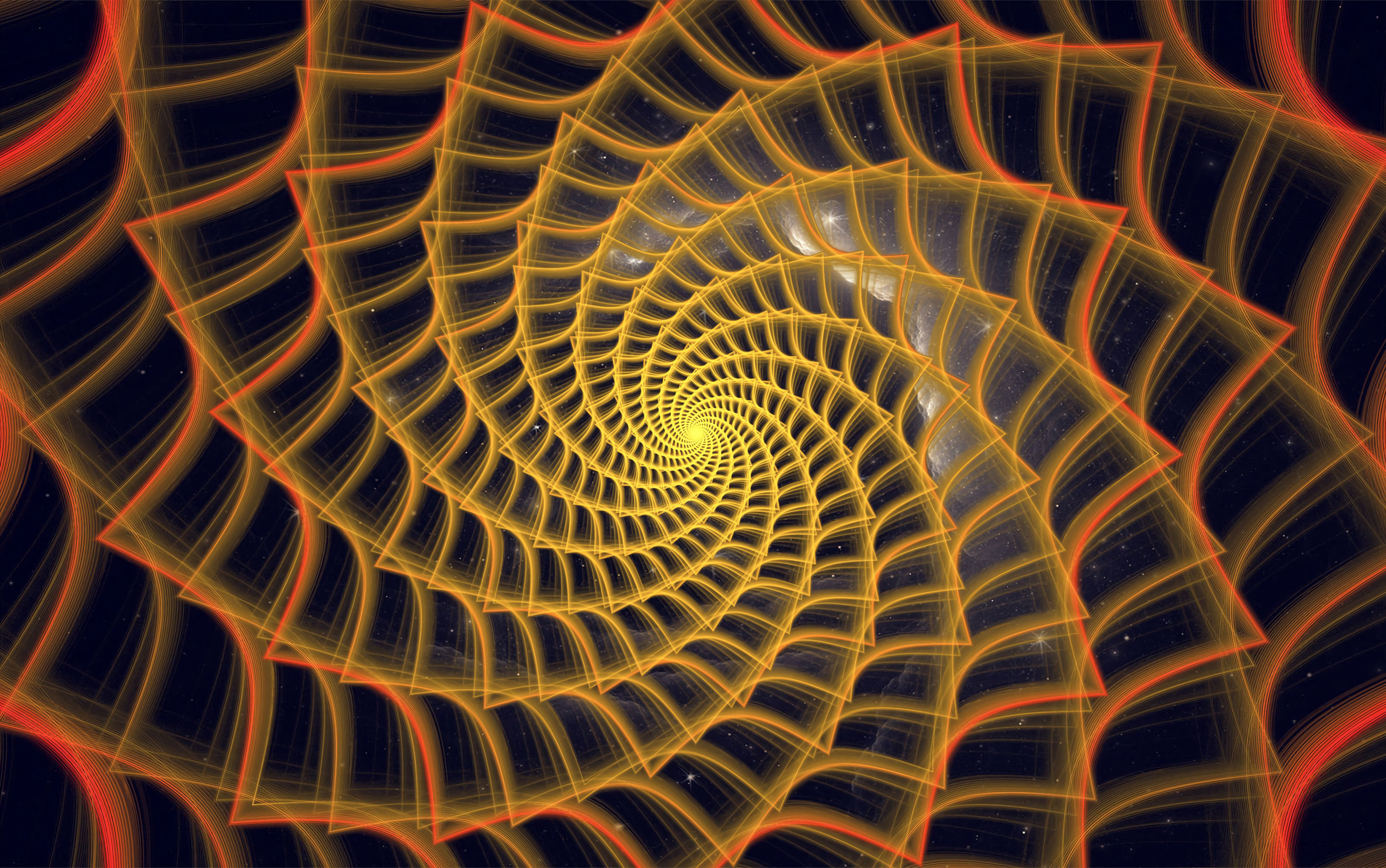 140594 Screensavers and Wallpapers Swirling for phone. Download Abstract, Fractal, Spiral, Confused, Intricate, Swirling, Involute pictures for free