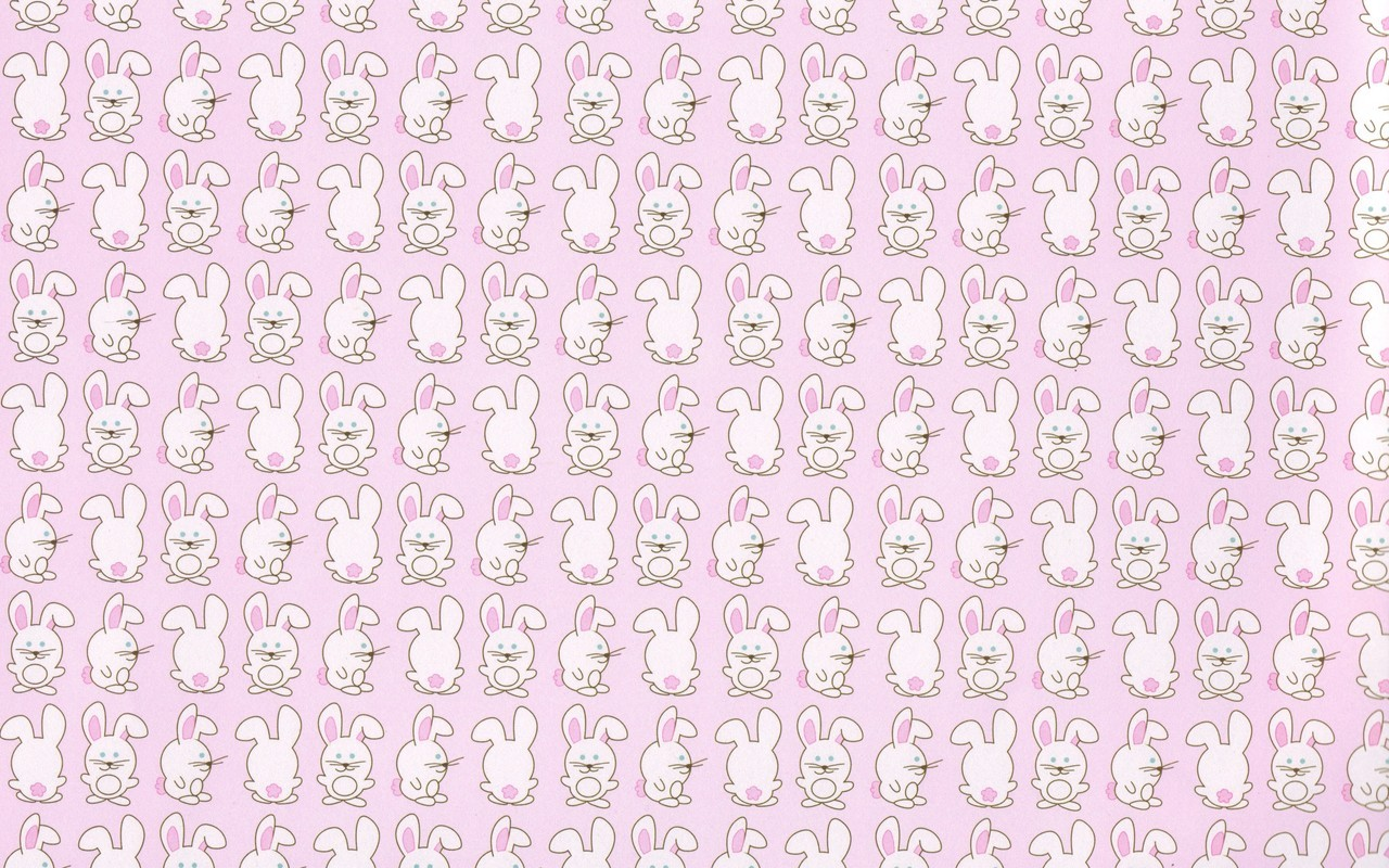 13697 download wallpaper Background, Rabbits, Pictures screensavers and pictures for free