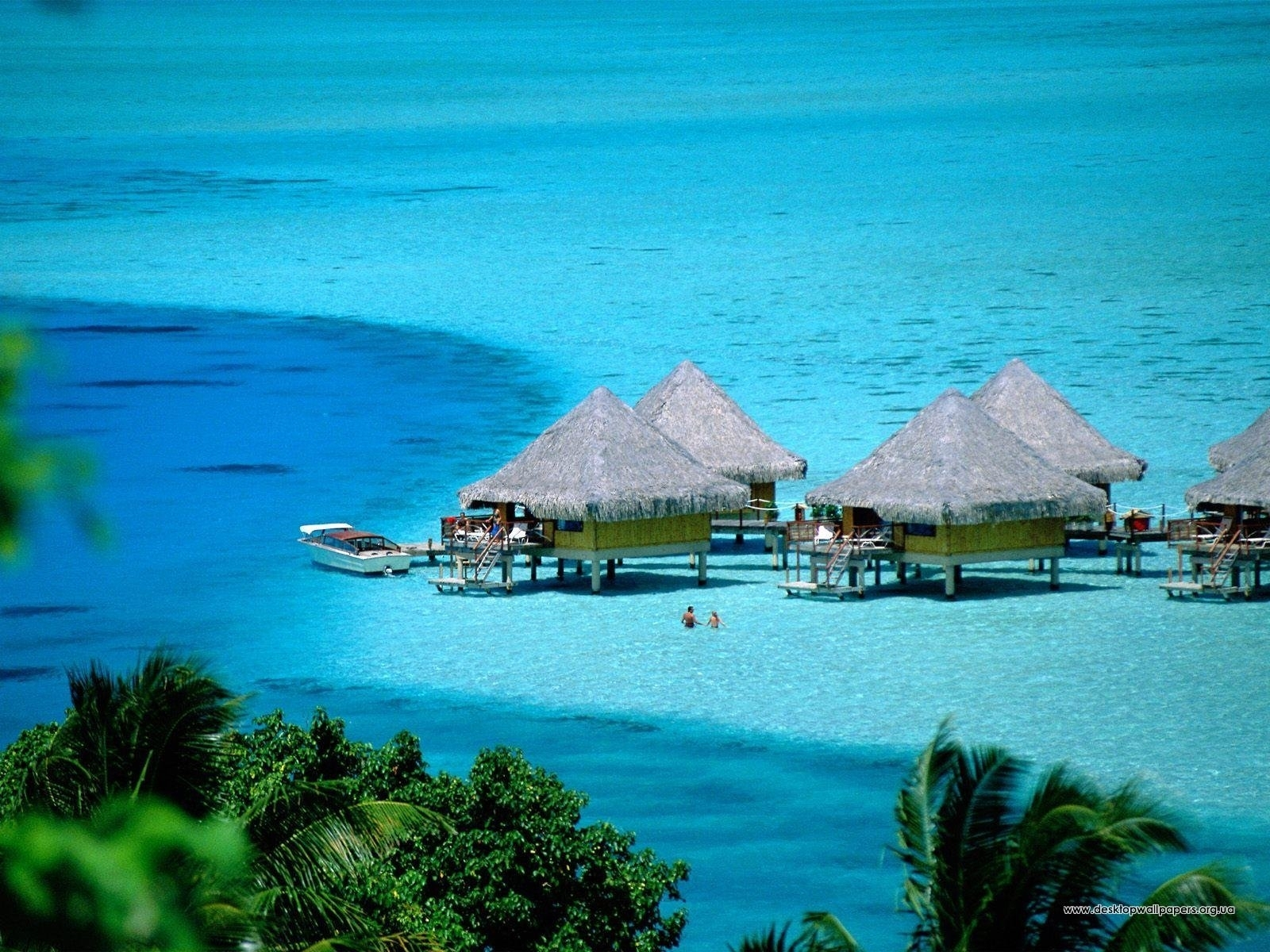 536 download wallpaper Landscape, Water, Houses, Sea screensavers and pictures for free