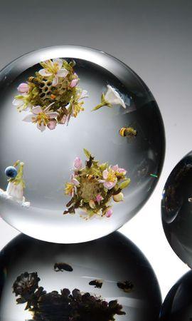 13414 скачать обои Растения, Цветы, Артфото - заставки и картинки бесплатно
