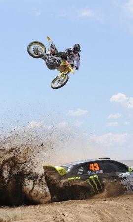 20547 descargar fondo de pantalla Transporte, Automóvil, Motocicletas, Motocross, Rally: protectores de pantalla e imágenes gratis