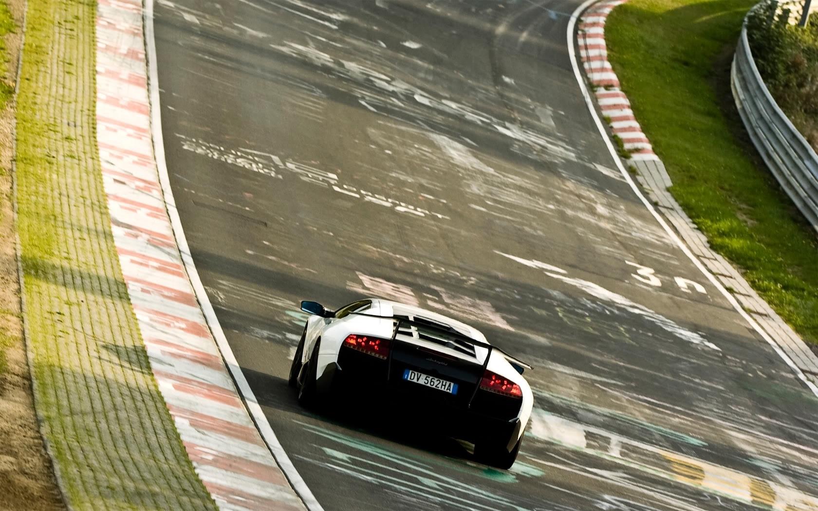 26755 скачать обои Транспорт, Машины, Дороги, Ламборджини (Lamborghini) - заставки и картинки бесплатно