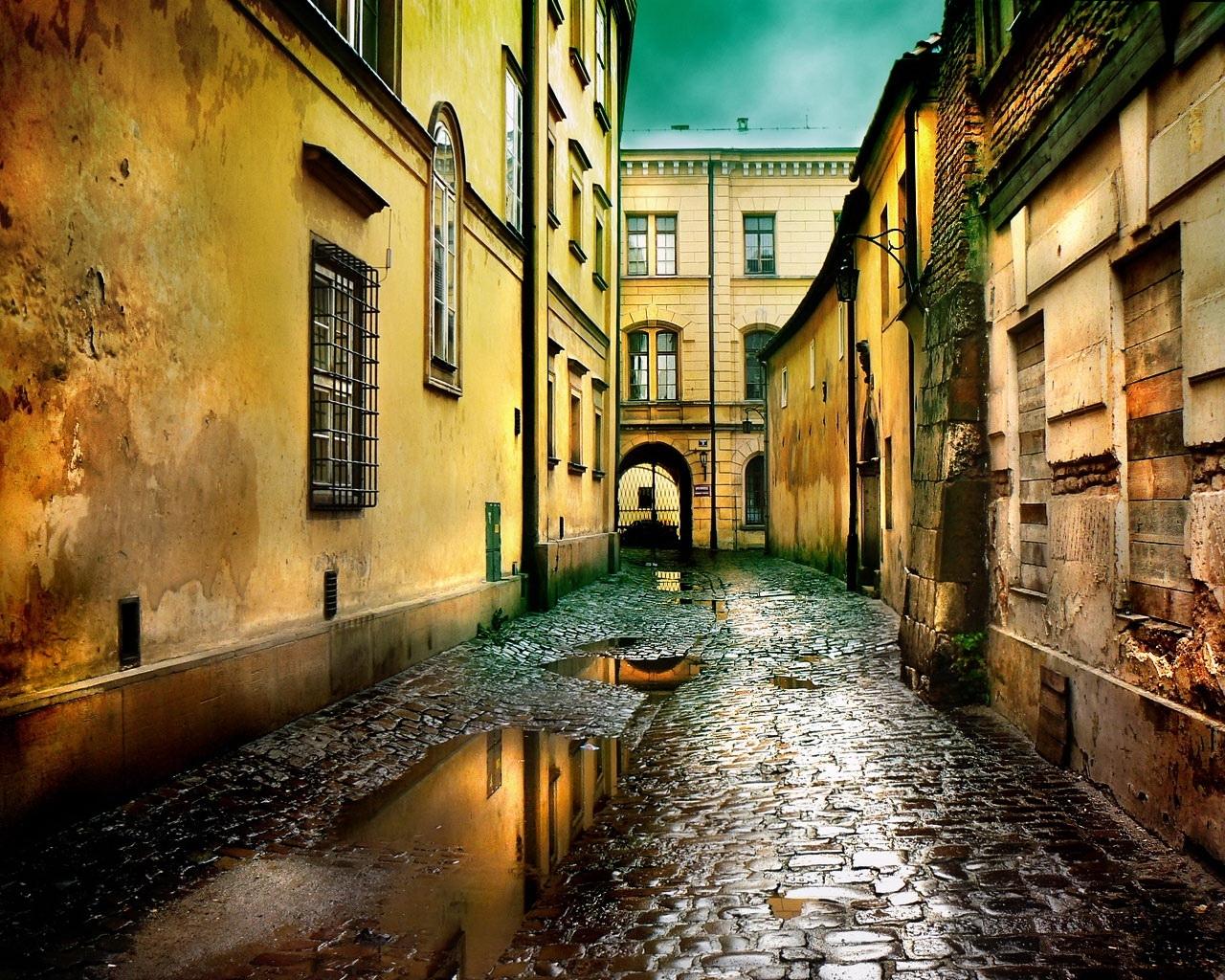 133 Hintergrundbild herunterladen Städte, Häuser, Streets, Architektur - Bildschirmschoner und Bilder kostenlos