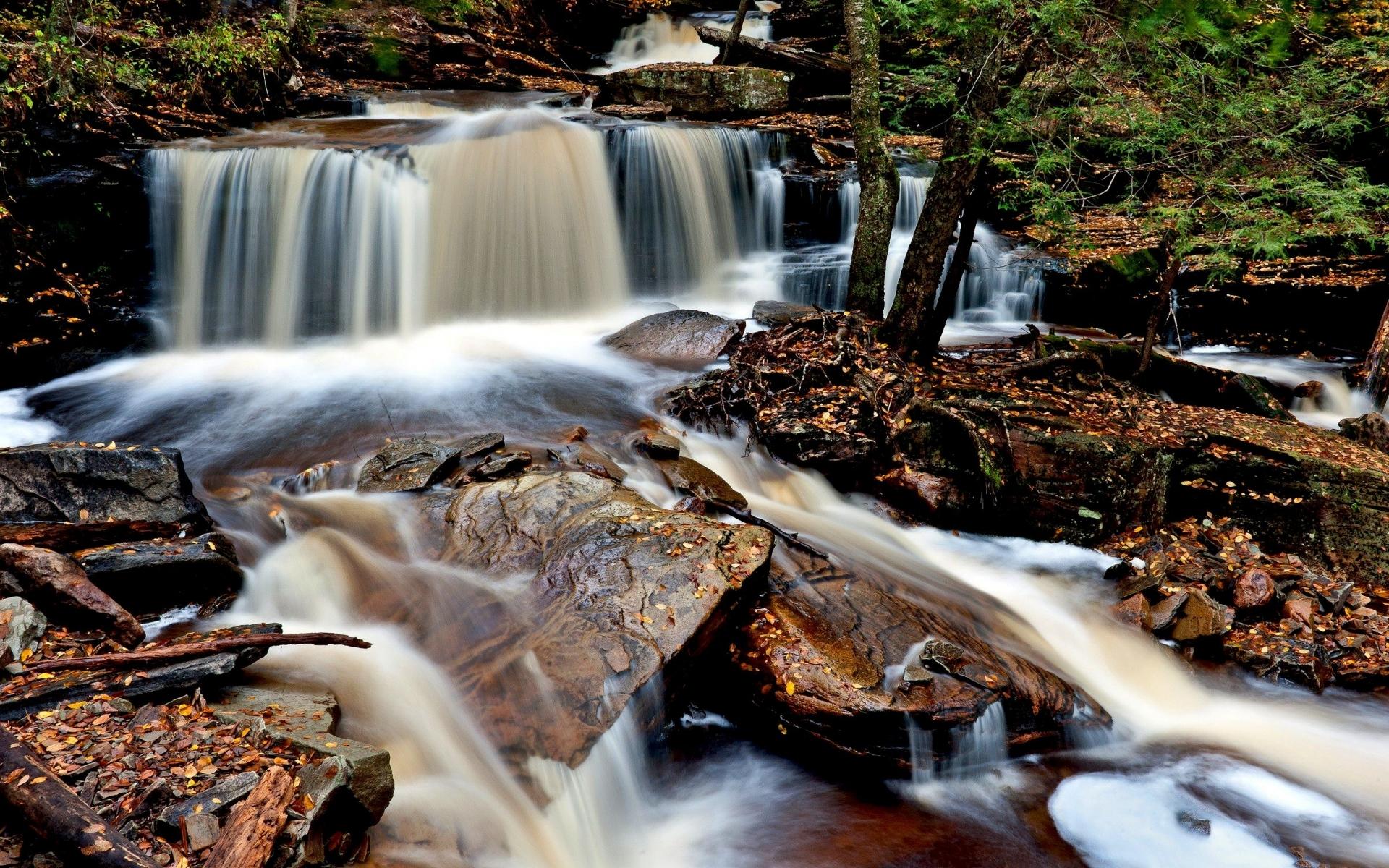 44231 скачать обои Пейзаж, Природа, Водопады - заставки и картинки бесплатно