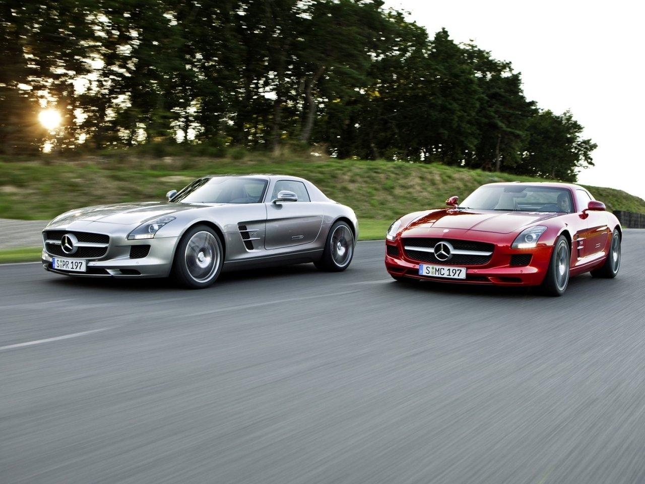 29253 скачать обои Транспорт, Машины, Мерседес (Mercedes) - заставки и картинки бесплатно