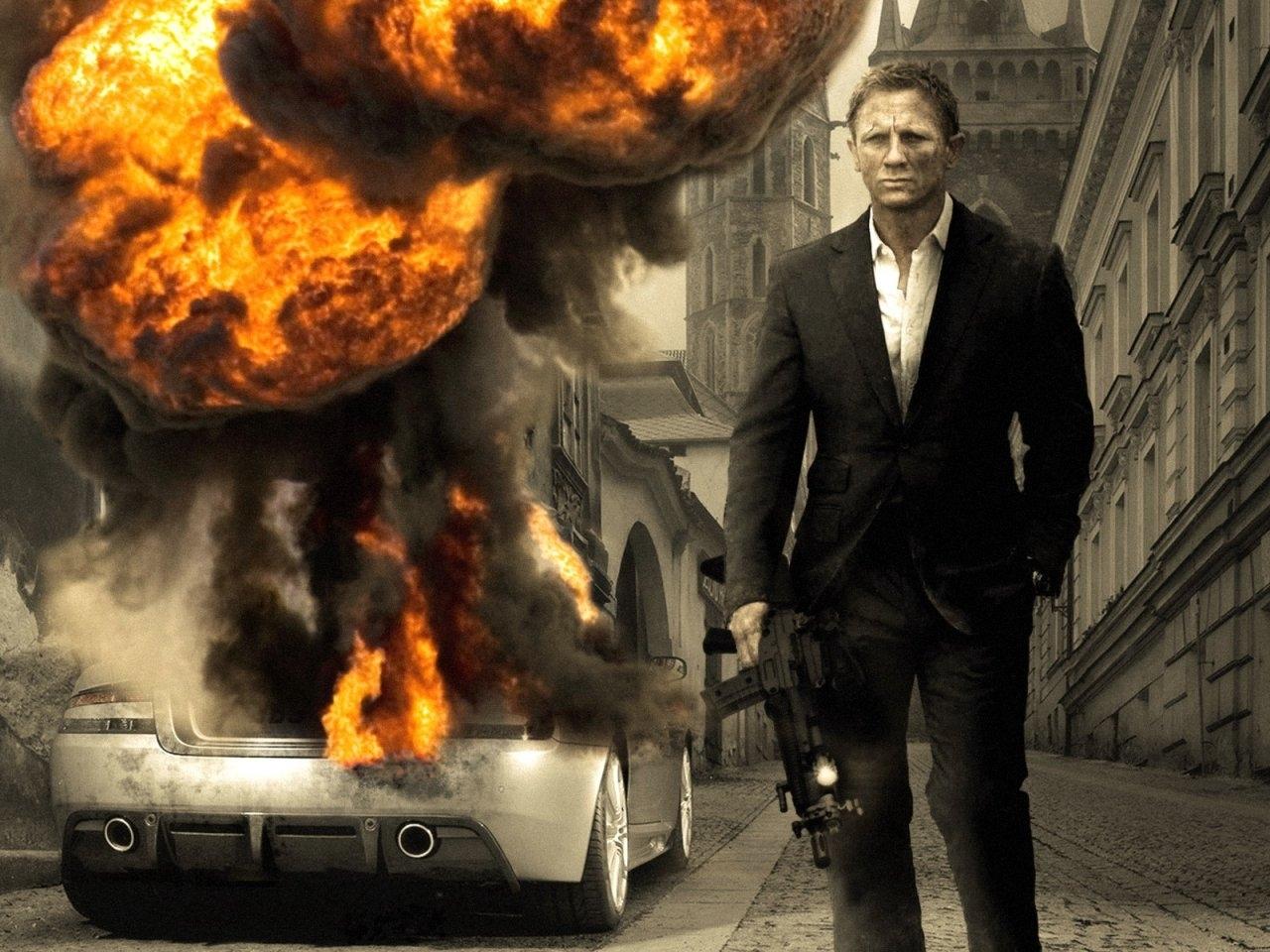 4983 скачать обои Кино, Люди, Актеры, Мужчины, Джеймс Бонд (James Bond), Даниэл Крейг (Daniel Craig) - заставки и картинки бесплатно