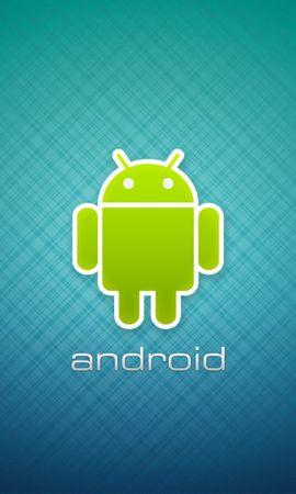 12017 скачать Бирюзовые обои на телефон бесплатно, Бренды, Фон, Логотипы, Андроид (Android) Бирюзовые картинки и заставки на мобильный