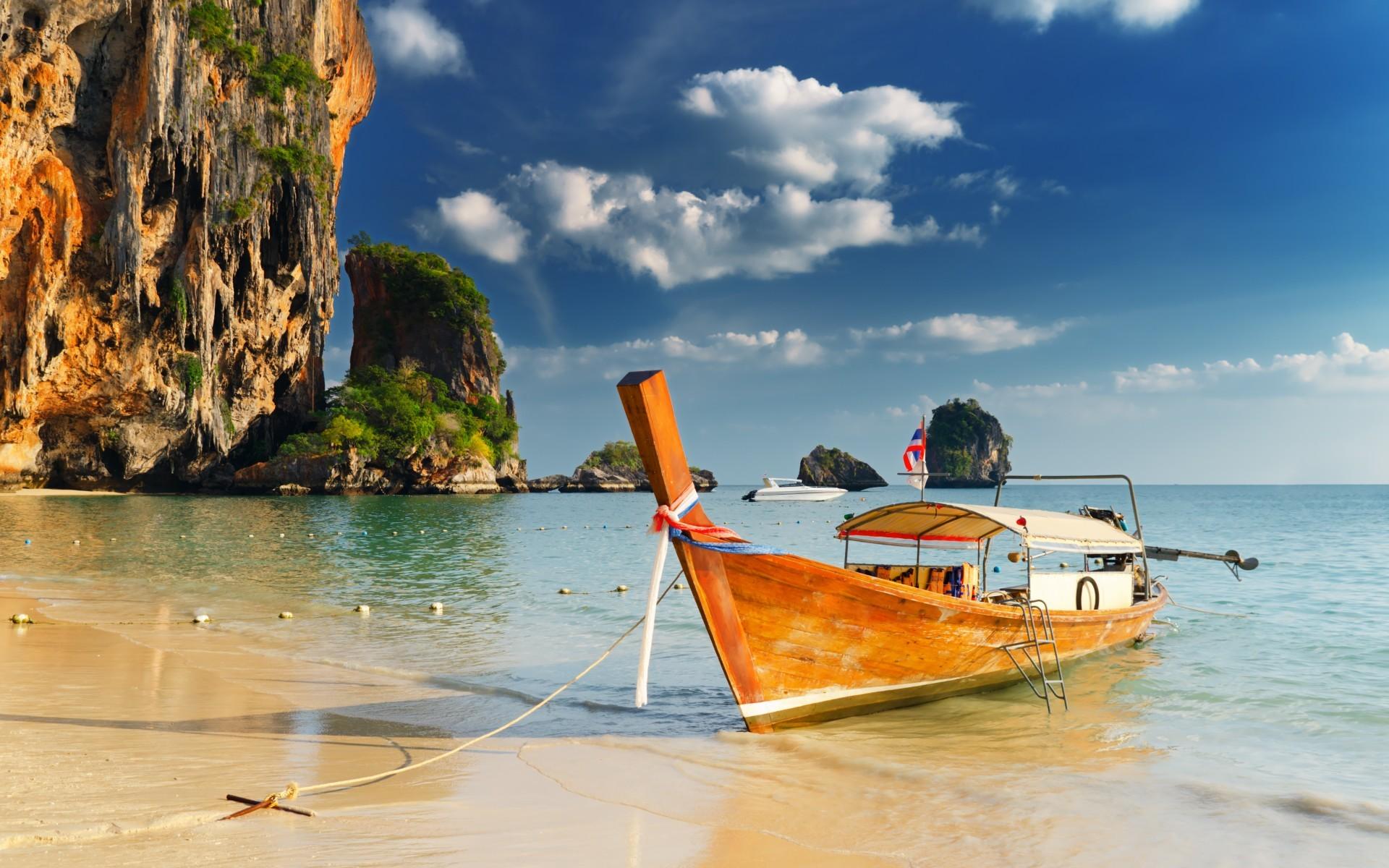 41868 télécharger le fond d'écran Paysage, Nature, Mer, Bateaux - économiseurs d'écran et images gratuitement